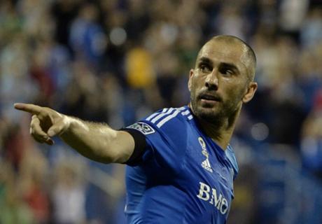 Impact striker Di Vaio to retire
