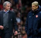 GALERÍA | Wenger vs Mourinho, la batalla de las palabras