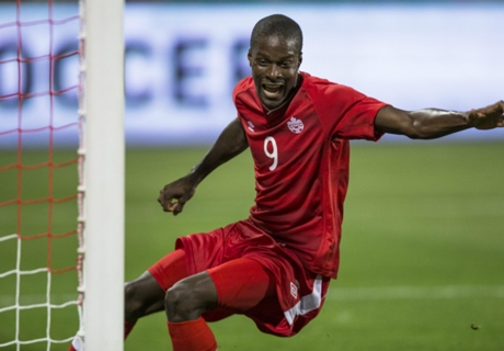 Canada names roster vs. Colombia