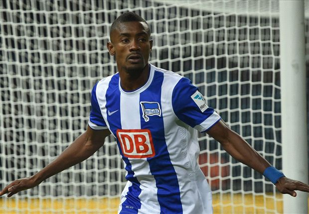 Kalou scores twice as Hertha see off Stuttgart