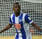 Kalou scores twice in Hertha win