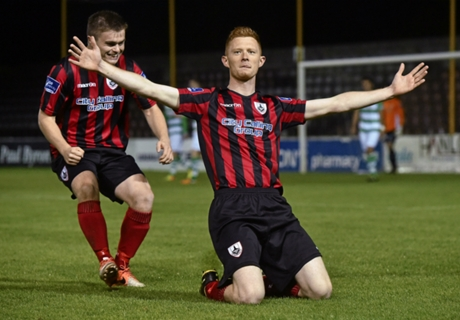 Match Report: Drogheda 2-2 Longford