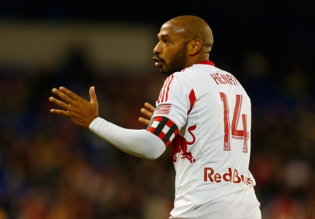 MLS, Thierry Henry revient de blessure