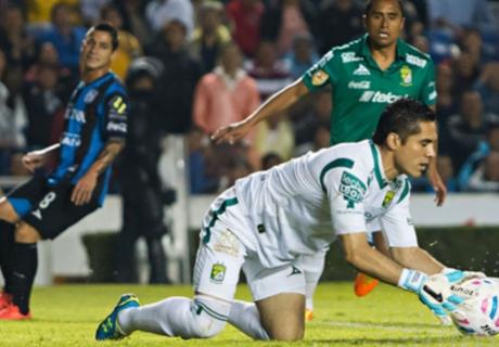 Concachampions: León 4-1 Isidro