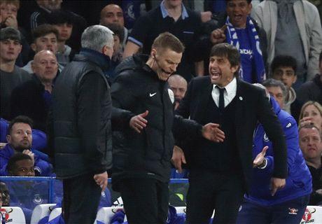 'Conte & Mourinho's fight was so funny'