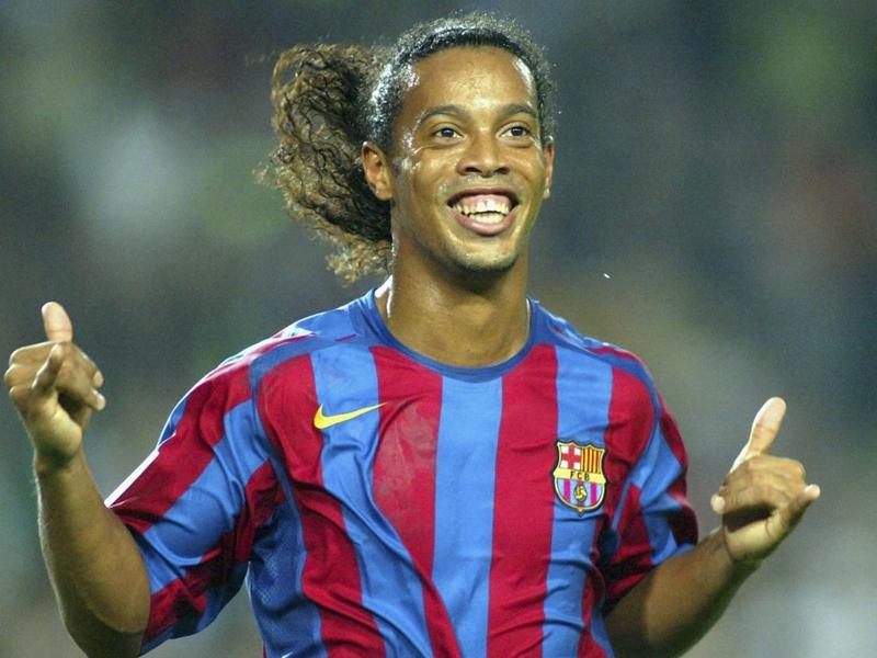 """Barcelone, Laporta : """"Beckham ? Il nous a échappé, alors nous avons acheté Ronaldinho"""""""