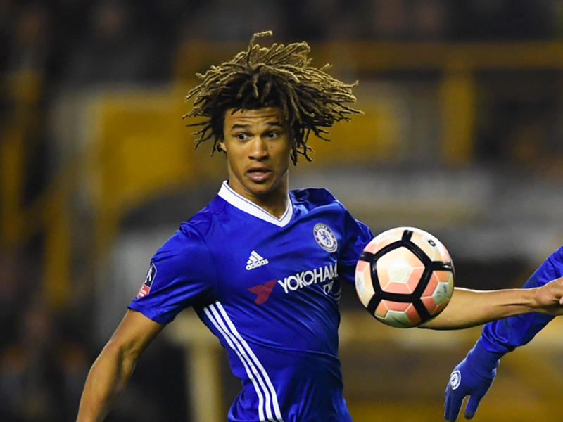 The story of 'shy' Ake's rise to the Chelsea first team