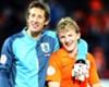 """Van der Sar: """"Dirk heeft alles gegeven"""""""