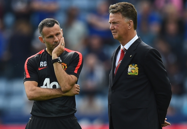 Van Gaal could match Ferguson at Manchester United with time - Schmeichel