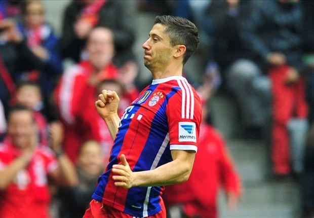 Traf erstmals doppelt für die Bayern: Robert Lewandowski