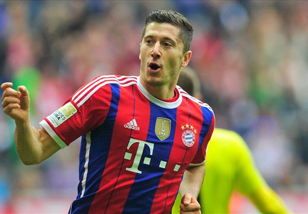 Bayern Munich 4-0 Hannover: Lewandowski and Robben inspire champions to victory