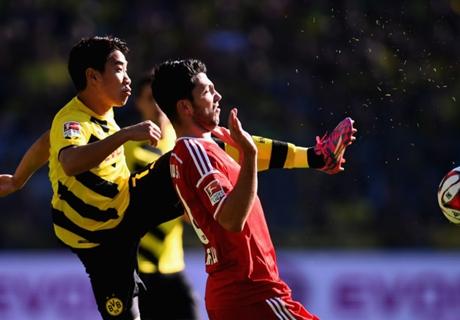 Laporan Pertandingan: Dortmund 0-1 Hamburg