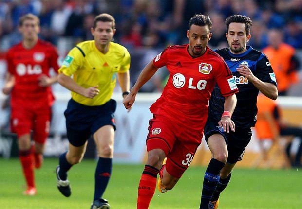 Platz 2 war zum Greifen nahe, doch Bayer patzte gegen Paderborn