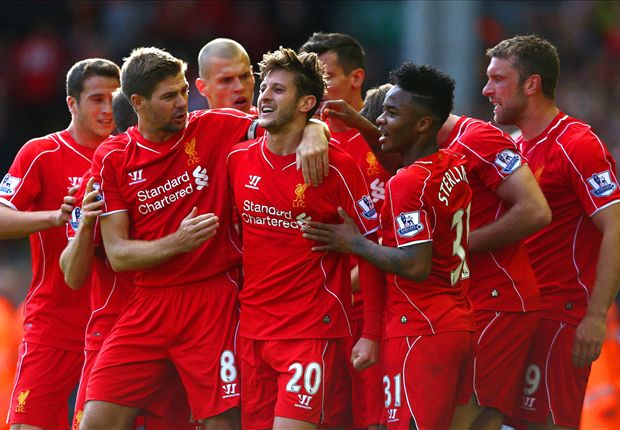 Liverpool 2-1 West Brom: Henderson seals much-needed win