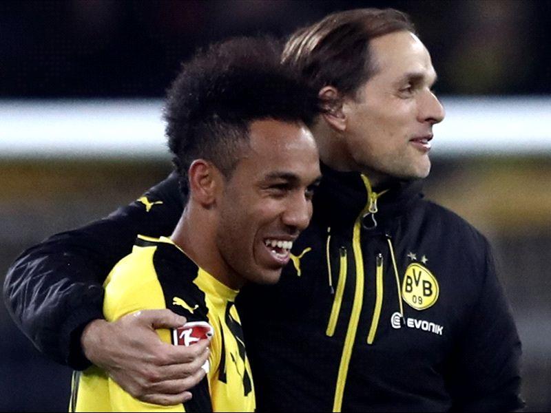 LIVE: Borussia Monchengladbach vs Borussia Dortmund