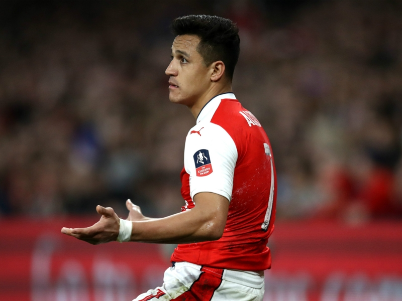 'There is only one team in London!' – Wenger not worried about Alexis to Chelsea talk