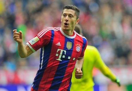 Bayern Munich 4-0 Hannover: Comfortable win