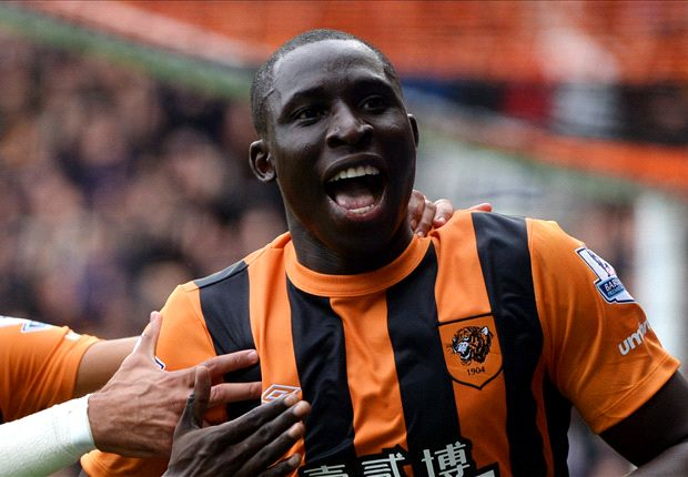 Hull City 2-0 Crystal Palace: Jelavic & Diame end Warnock's unbeaten run