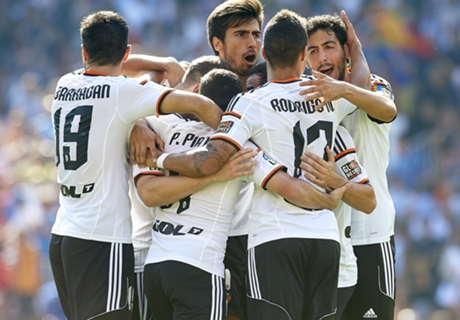 Valencia 3-1 Atletico: Champs' first loss
