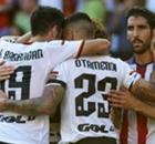 Al Valencia bastano 13', Cerci vede 'rojo'