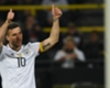 Muller on 'cheesy' Podolski script