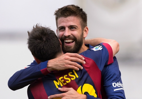 Pique: I want to retire at Barcelona
