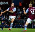 Inglês: Aston Villa 0 x 2 Man. City