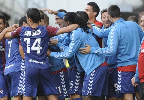 Laporan Pertandingan: Rayo 2-3 Eibar