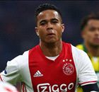 Justin Kluivert admits Barcelona dream