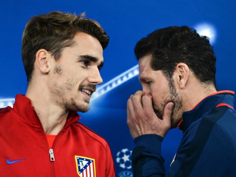 """Atletico, Simeone : """"Ne pas perdre Griezmann"""""""