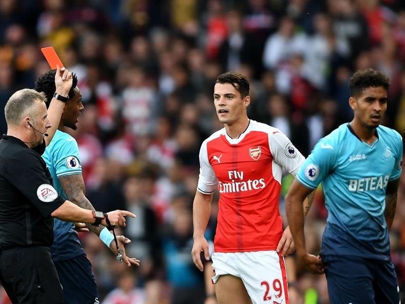 Xhaka: Arsenal critics make me look like an idiot