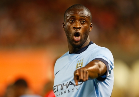 Yaya is improving fast - Pellegrini