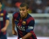 Barcelona's Rafinha suffers thigh injury