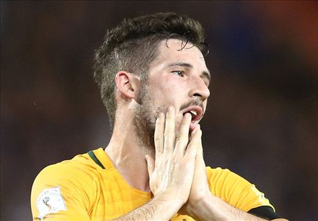 Socceroos stumble in qualifying