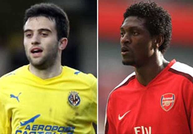 Champions League: When Villarreal Met Arsenal