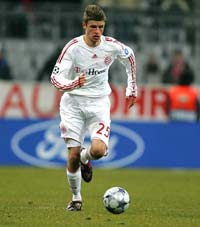 Thomas. Müller Player Profile