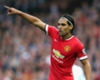 Manchester United, Premier but pour Falcao