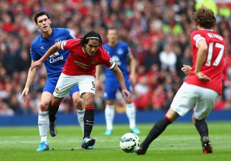 Inglês: Manchester United 2 x 1 Everton