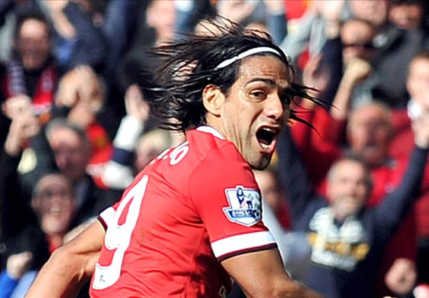 Falcao 'needed' first Manchester United goal - Van Gaal