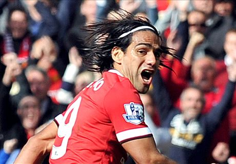 Falcao a doubt for Chelsea clash