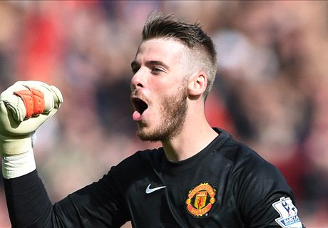 De Gea dismisses Real Madrid links