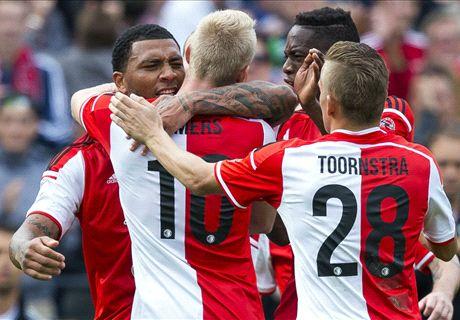 Feyenoord dejó el grupo abierto