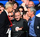 WAR OF WORDS: Wenger vs Mourinho