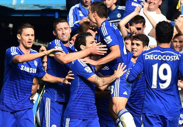 Chelsea 2-0 Arsenal: Hazard & Costa make easy work of lacklustre Gunners