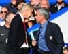 Wenger habló del incidente con Mou