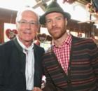 GALERÍA | Los jugadores del Bayern visitan la Oktoberfest