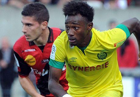 Résumé du match, Guingamp-Nantes (0-1)