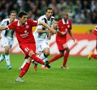 Bundesliga, 7ª - 1-1 in Gladbach-Mainz
