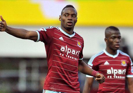 Sakho prend du plaisir à West Ham