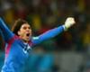 Ochoa será titular ante Costa Rica